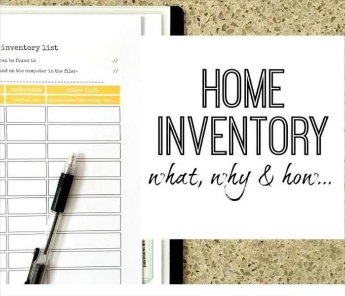 Fire Damage Why You Need a Home Inventory Checklist